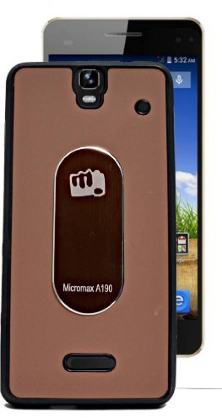 check out e87cd cb466 Gadget Decor Back Cover for Micromax Canvas HD Plus A190 - Gadget ...