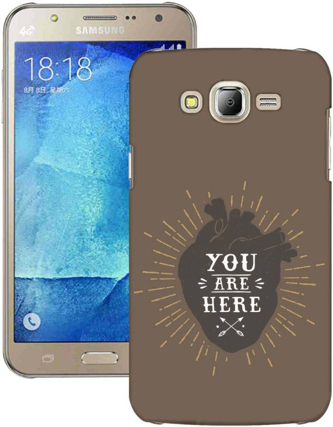 AmerakiDesignHouse Back Cover for SAMSUNG Galaxy On5