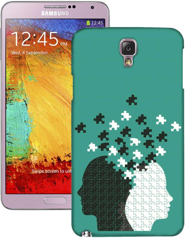 AmerakiDesignHouse Back Cover for SAMSUNG Galaxy Note 3 Neo