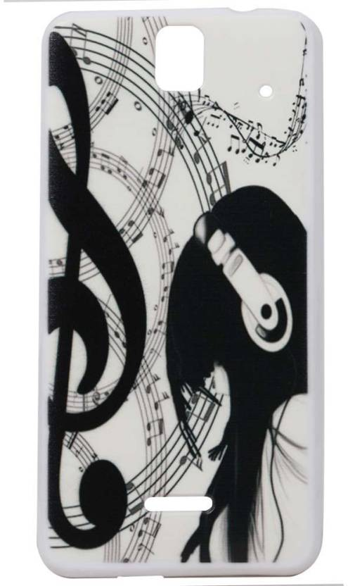 newest 28159 b5185 Stylabs Back Cover for Micromax A190 Canvas HD Plus
