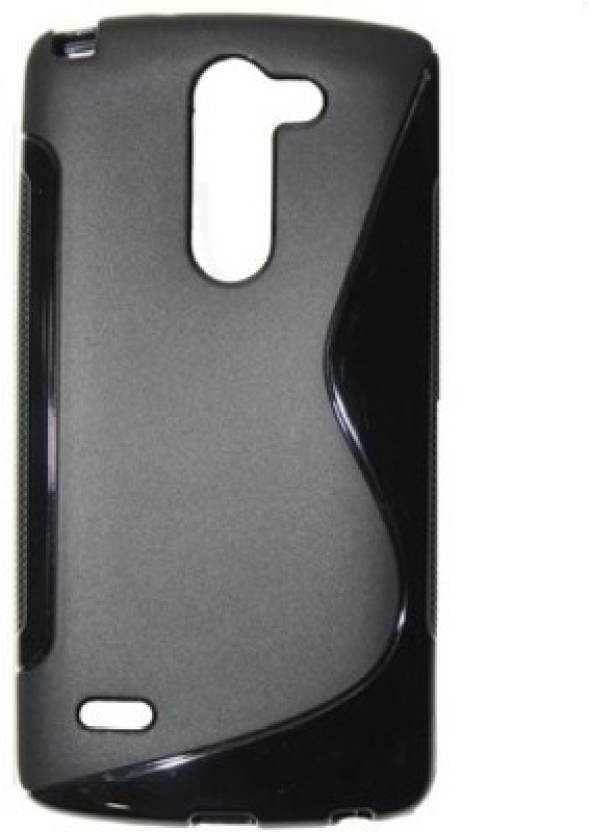 S Line Back Cover For LG G3 Stylus