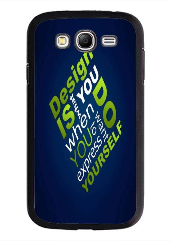 Farrow Back Cover for Samsung Galaxy Grand