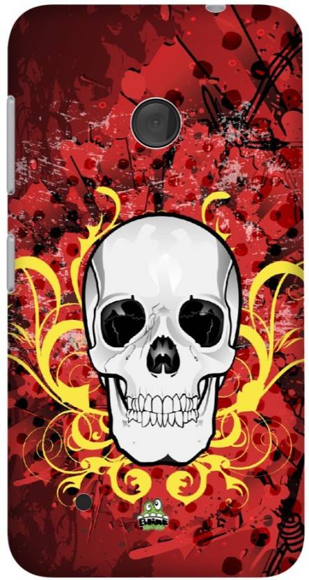 Blink Ideas Back Cover for Nokia Lumia 530