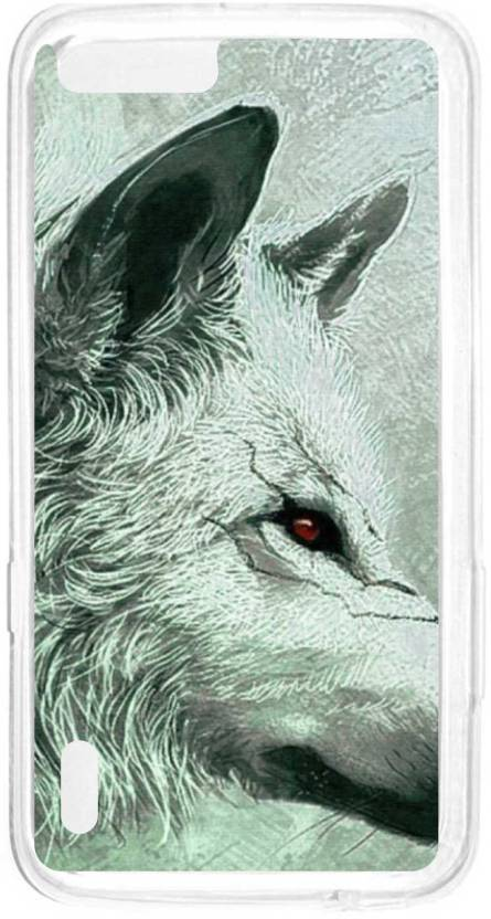 Anger Beast Back Cover for Huawei Honor 6 Plus