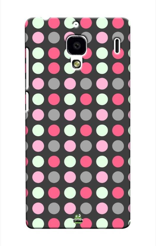 Blink Ideas Back Cover for Redmi 1s