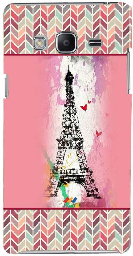 Printvisa Back Cover for Samsung Galaxy Z3, Samsung Z3