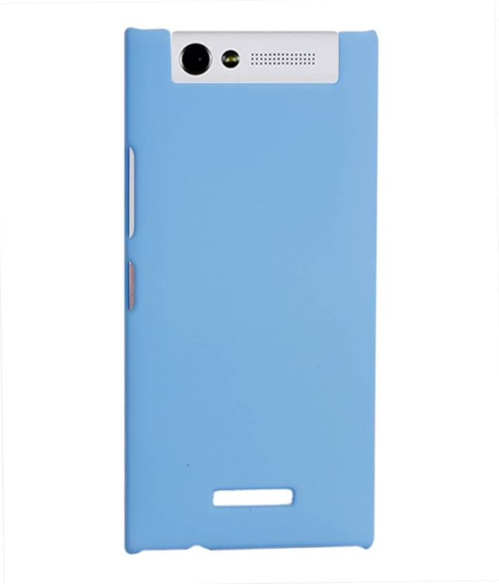 RDcase Back Cover for Gionee Elife E7 Mini(Sky Blue, Plastic)