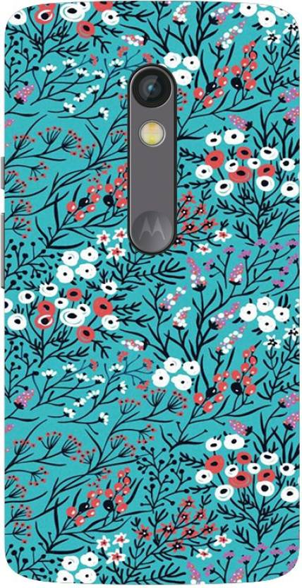 Xcess Designs Back Cover for Motoroala Moto G (3rd Gen)