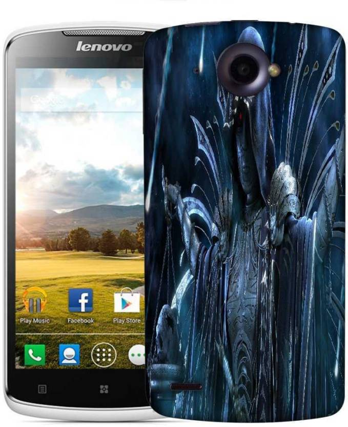 buy popular d0164 809c0 Snoogg Back Cover for Lenovo S920 - Snoogg : Flipkart.com