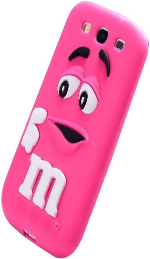 finest selection 2ca80 d3e45 Go Crazzy Back Cover for New Style M&M's Chocolate Cartoon Design ...