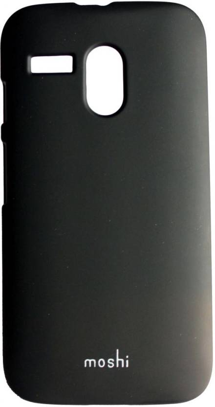 low priced 7b52b eb24f Moshi Back Cover for Moto G