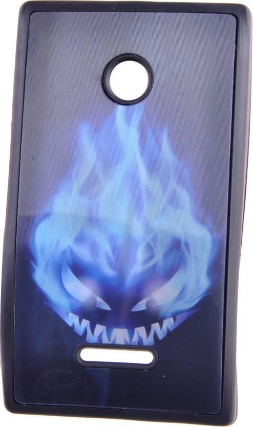 buy popular 5d35c 51d64 Amaze Mobile Back Cover for Microsoft Lumia 435 - Amaze Mobile ...
