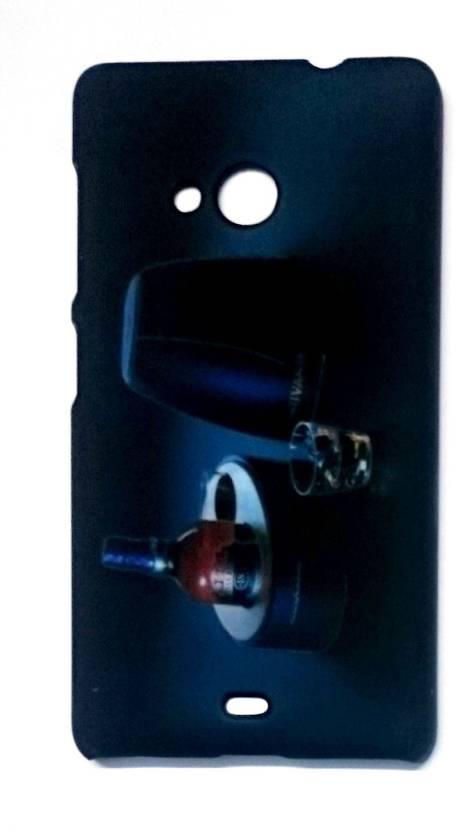 Koolbug Back Cover for MICROSOFT LUMIA 535 N535