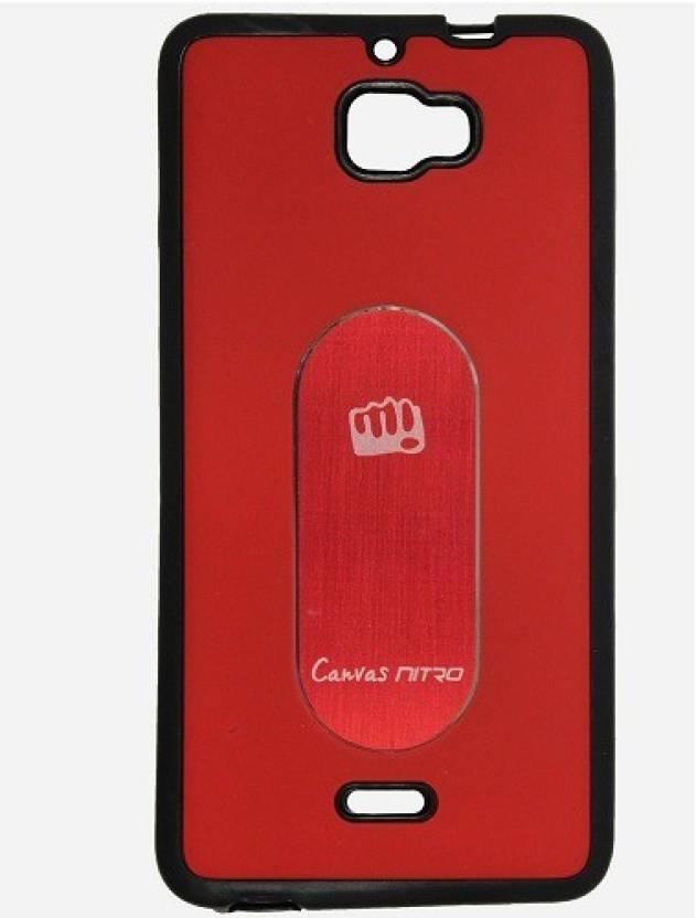wholesale dealer c29ca c7e19 Casotec Back Cover for Micromax Canvas Nitro A311 - Casotec ...