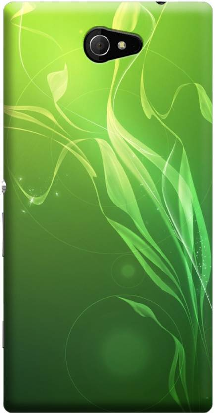 EPICCASE Back Cover for Sony Xperia M2