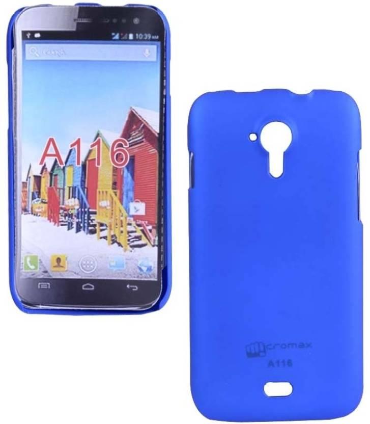 online retailer 07ec5 a9d84 Xfose Back Cover for Micromax Canvas Hd A116 A116i - Xfose ...