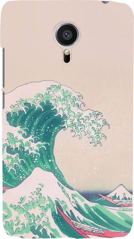 Saviyo Back Cover for Meizu M3 Note