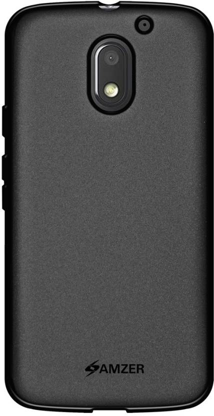 Amzer Back Cover for Motorola Moto E3 Power, Motorola Moto E(3rd Generation)