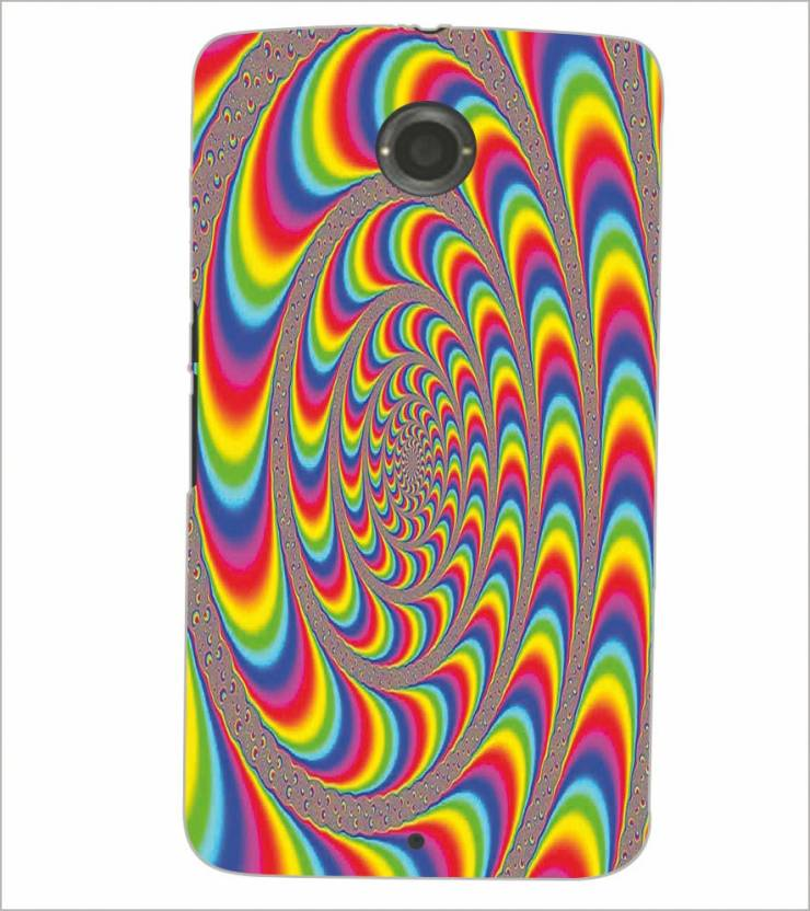 Printswag Back Cover for MOTOROLA GOOGLE NEXUS 6