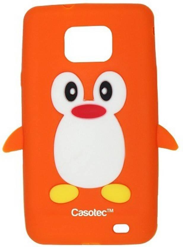 super popular b85a2 953d1 Casotec Back Cover for Samsung Galaxy S2 i9100 - Casotec : Flipkart.com