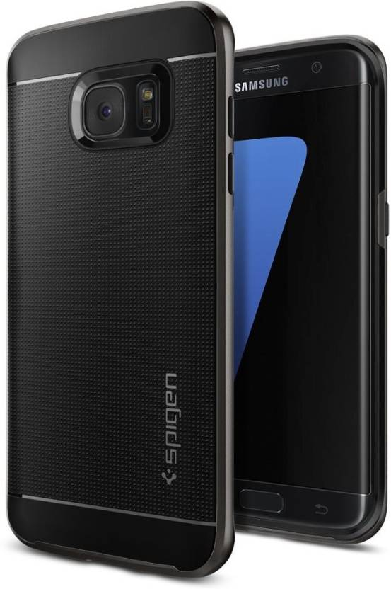 uk availability ee373 a76fd Spigen Back Cover for Samsung Galaxy S7 Edge