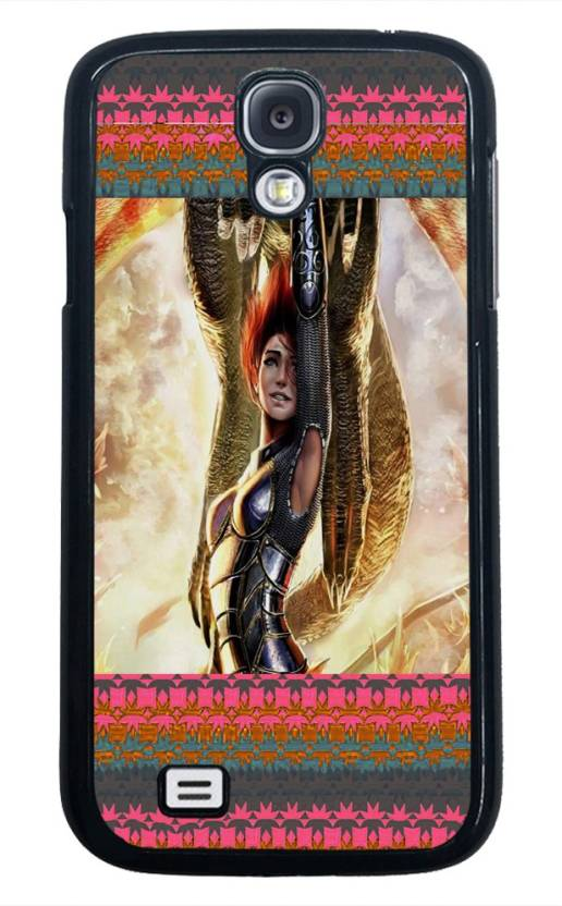 Farrow Back Cover for Samsung Galaxy S4