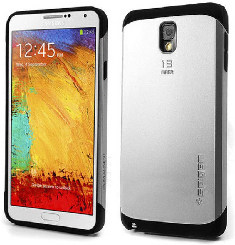 outlet store 9e631 5253d Spigen Back Cover for SAMSUNG Galaxy Note 3