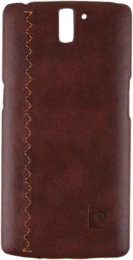 Dekkin Back Cover for OnePlus One Brown, Back Cover