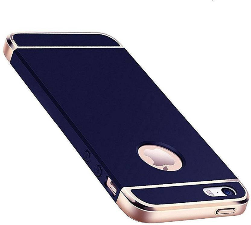 buy popular 61a3e 3f7fd Ipaky Back Case Back Cover for Apple iPhone 5s