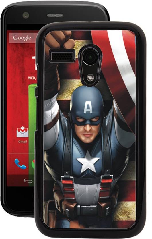 Fuson Back Cover for Motorola Moto G XT1032