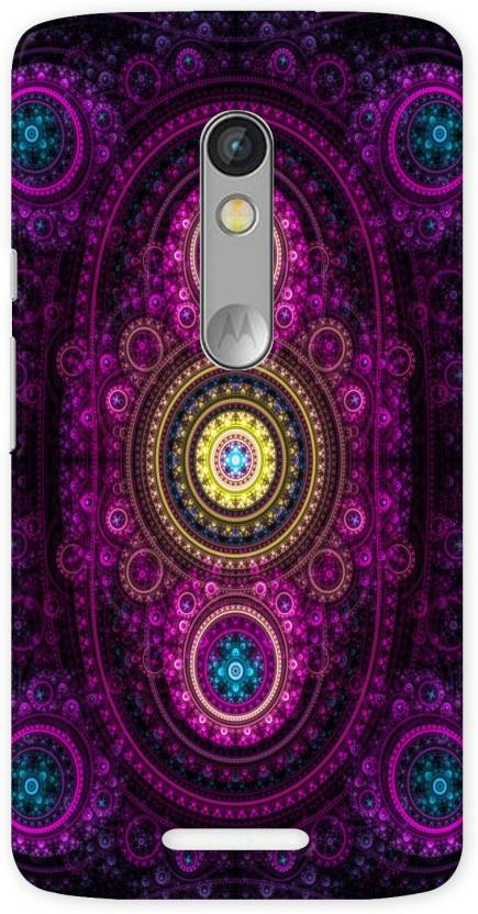 AMY Back Cover for Motorola X3
