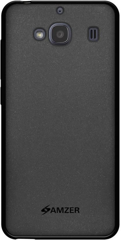 super popular c26b4 eb4ef Amzer Back Cover for Mi Redmi 2 Prime, Mi Redmi 2