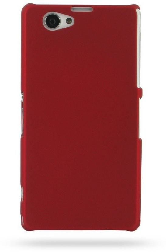 size 40 9069b 919af RKA Back Cover for Sony Xperia Z1 Compact D5503