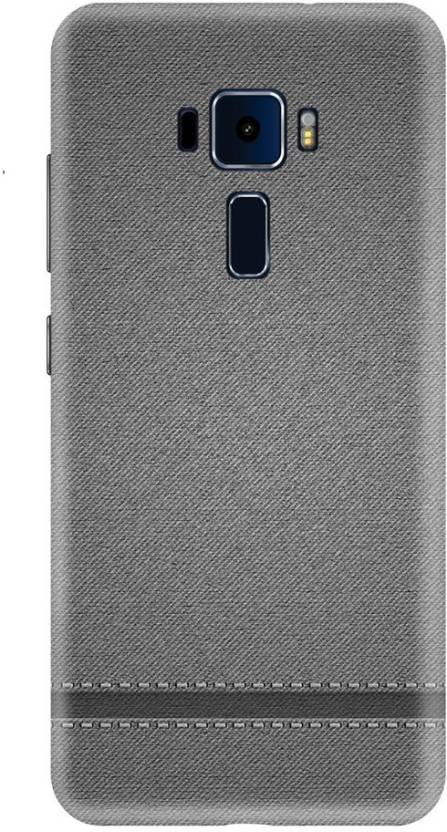 purchase cheap 1cd9f 545cc Knotyy Back Cover for Asus Zenfone 3 Laser