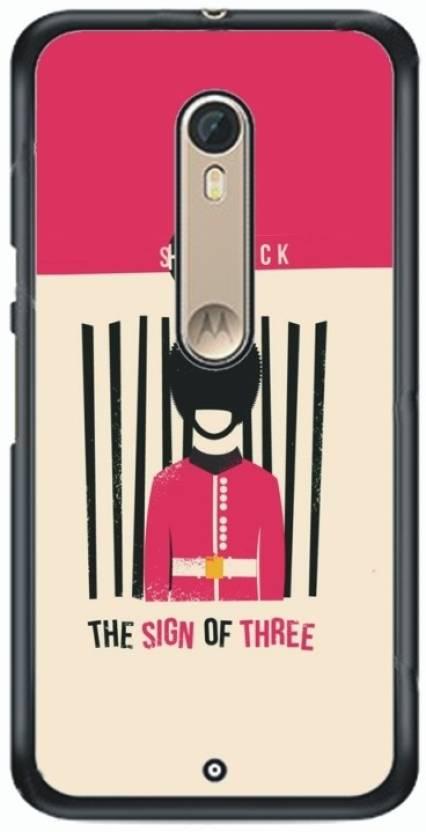 Fuson Back Cover for Motorola Moto X Style