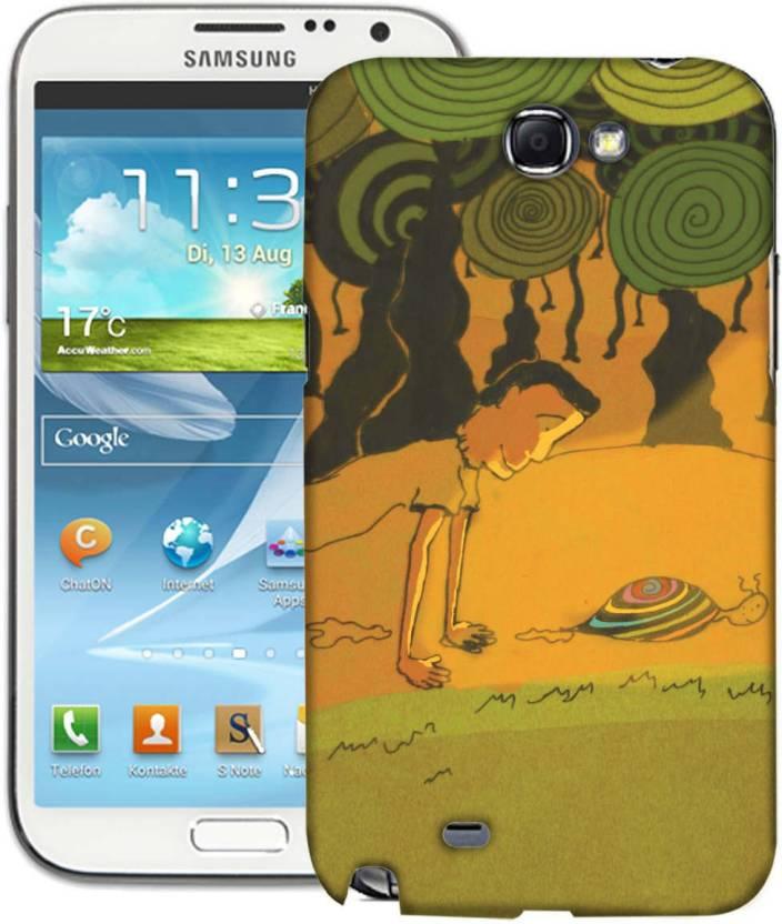AmerakiDesignHouse Back Cover for Samsung Galaxy Note II N7100