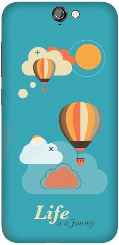 Blink Ideas Back Cover for HTC One A9