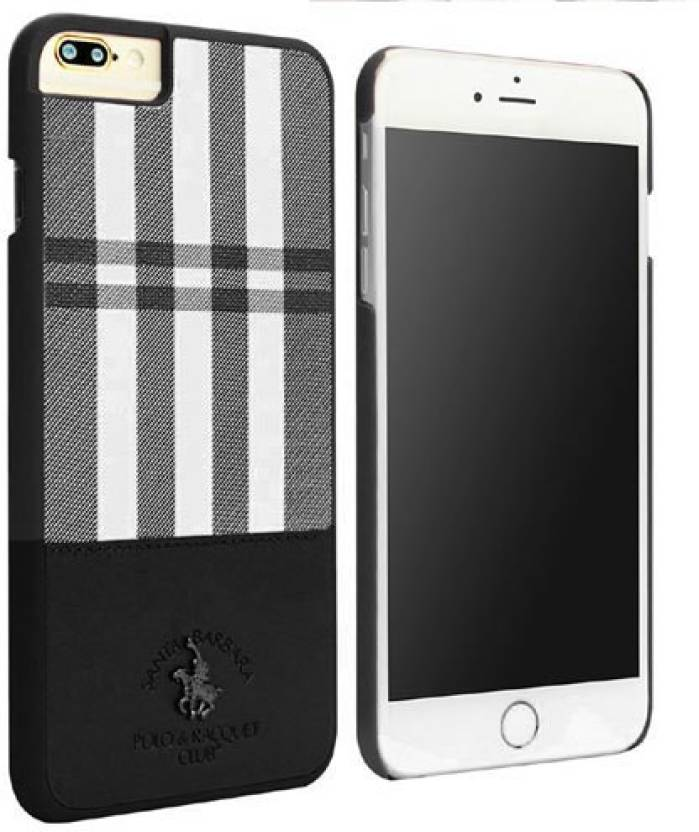 promo code 50534 a506c Santa Barbara Polo & Racquet Club Back Cover for Apple iPhone 7 Plus ...