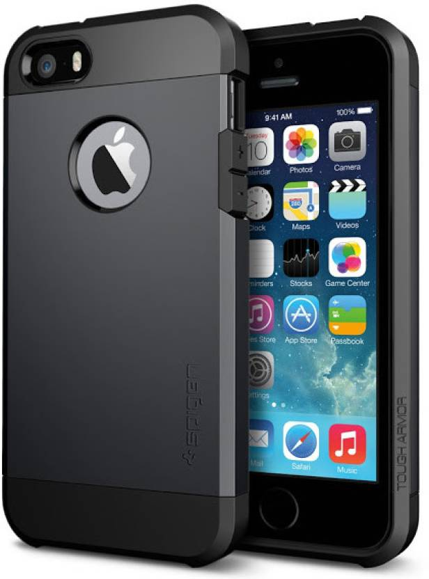 Spigen Back Cover for Apple iPhone 4, Apple iPhone 4S