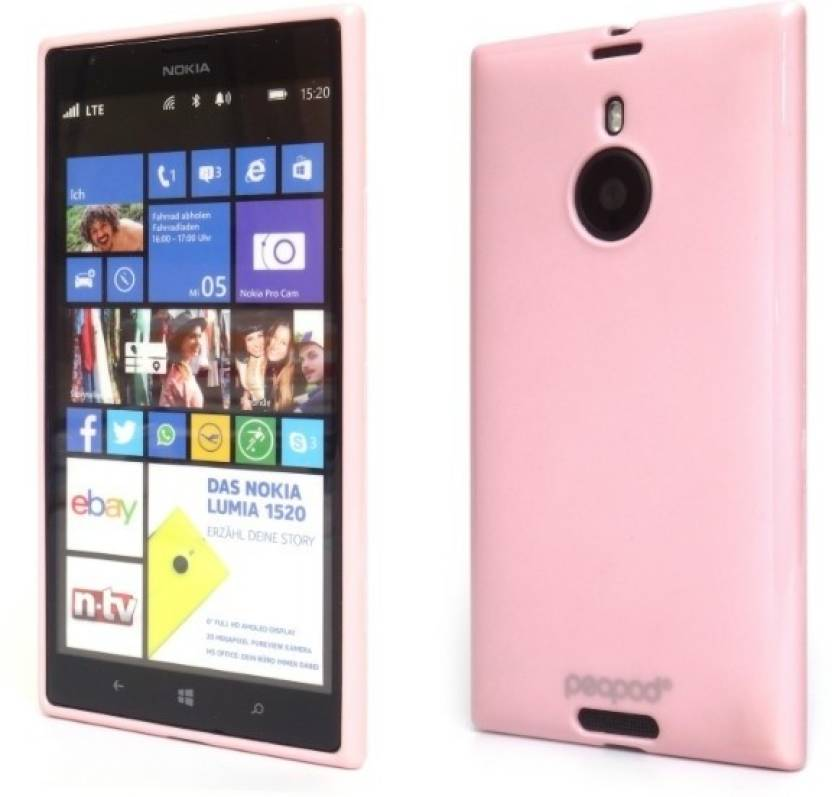 Wow Back Cover for Nokia Lumia 1520