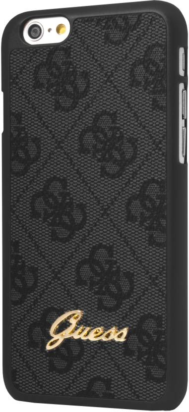 quality design 2e699 1f3df Guess Back Cover for Apple iPhone 6