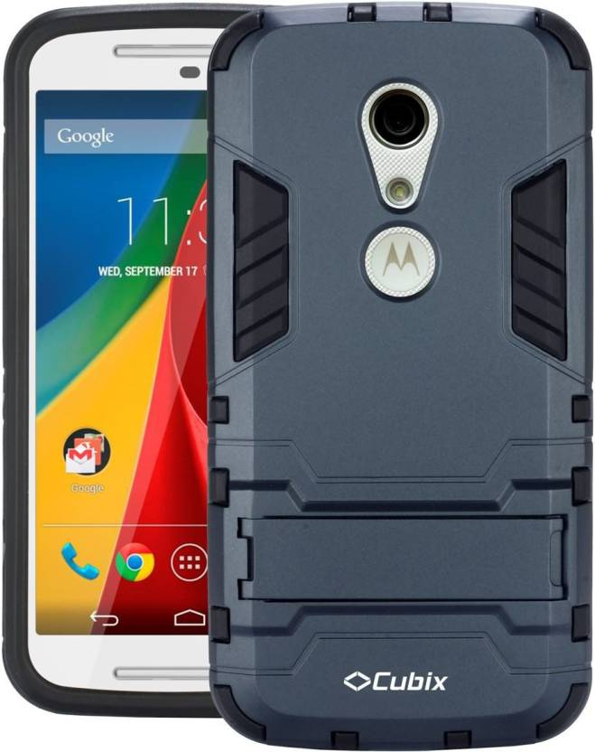 Imuca Back Cover for Motorola Moto G Dual SIM (2014)