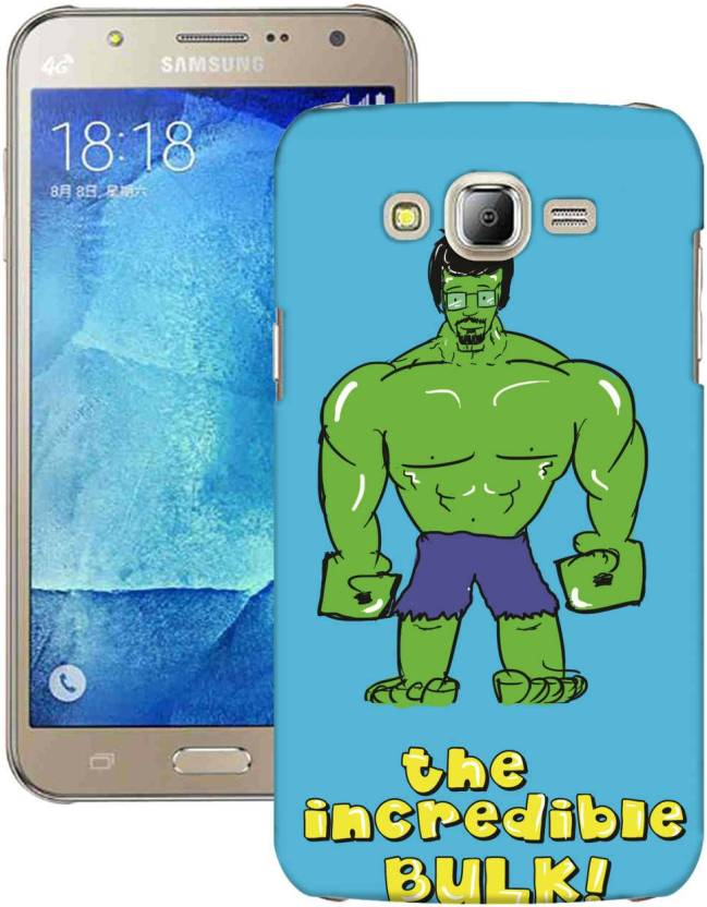 AmerakiDesignHouse Back Cover for Samsung Galaxy ON 7