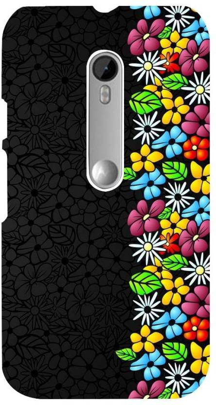 Sash Back Cover for Motorola Moto G3