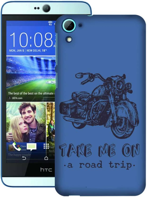 AmerakiDesignHouse Back Cover for HTC Desire 826