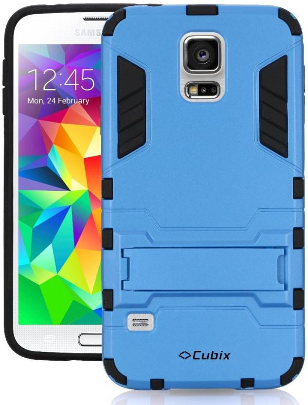 Imuca Back Cover for Samsung Galaxy S5 (SM-G900I)