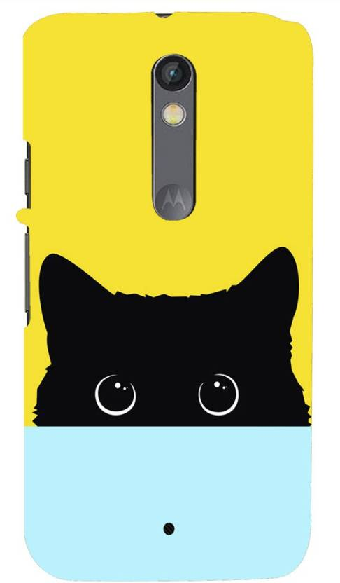 Mobile Makeup Back Cover for Motorola Moto X Play