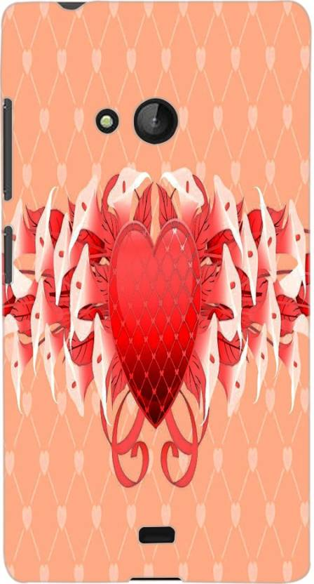 Farrow Back Cover for Microsoft Lumia 540