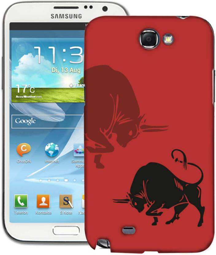 AmerakiDesignHouse Back Cover for Samsung Galaxy Note II N7100
