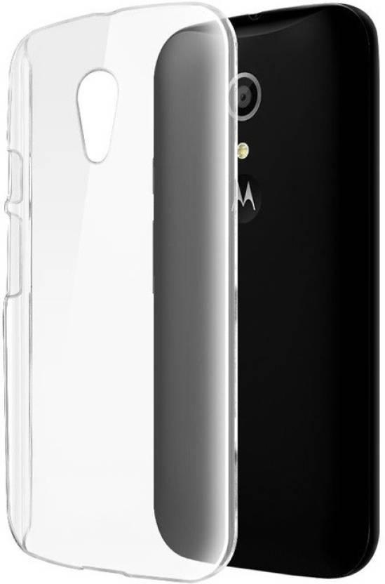 Coverage Back Cover for Motorola Moto G2  2nd gen  Transparent